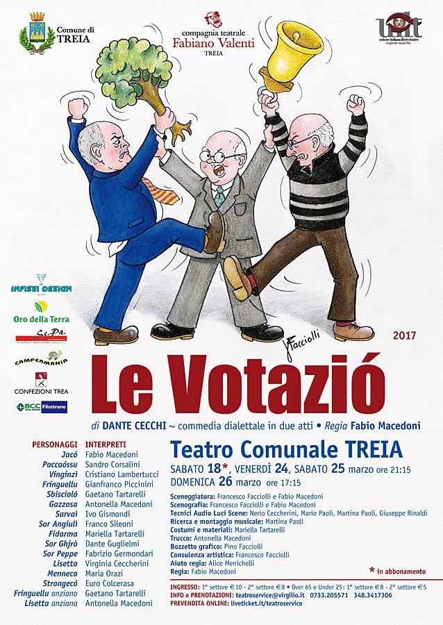 Risultati immagini per Treia: Le Votaziò
